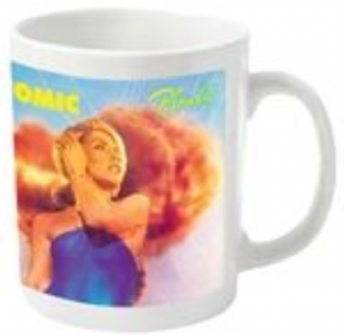 BLONDIE ATOMIC - MUG (11oz) (Brand New Sealed In Box)
